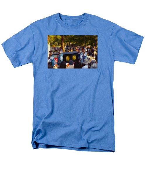 Jidai Matsuri Xxiii Men's T-Shirt  (Regular Fit) by Cassandra Buckley