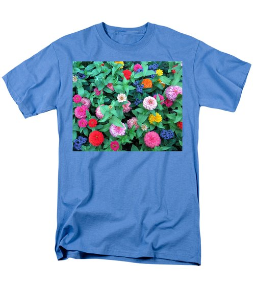 Jigsaw Puzzle? Men's T-Shirt  (Regular Fit) by Betty Buller Whitehead