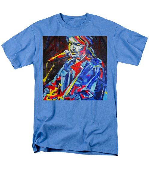 John Prine #3 Men's T-Shirt  (Regular Fit) by Eric Dee