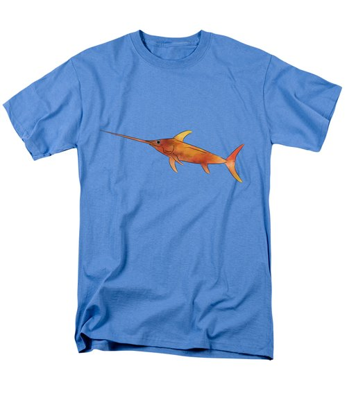 Kessonius V1 - Amazing Swordfish Men's T-Shirt  (Regular Fit) by Cersatti