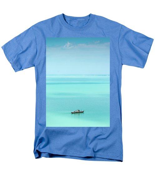 Lake Balaton Men's T-Shirt  (Regular Fit)
