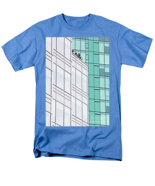 Men's T-Shirt  (Regular Fit) featuring the photograph Lofty View by Chris Dutton