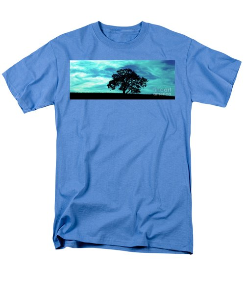 Men's T-Shirt  (Regular Fit) featuring the photograph Lone Oak by Jim and Emily Bush
