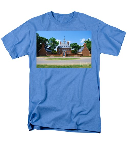 Mansion Men's T-Shirt  (Regular Fit) by Eric Liller