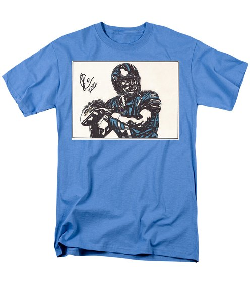 Matthew Stafford Men's T-Shirt  (Regular Fit) by Jeremiah Colley