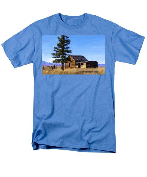 Memories Of Montana Men's T-Shirt  (Regular Fit) by Susan Kinney