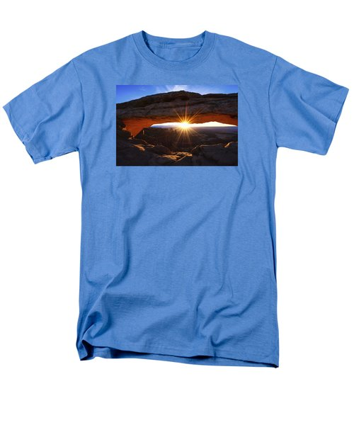 Mesa Sunrise Men's T-Shirt  (Regular Fit) by Chad Dutson