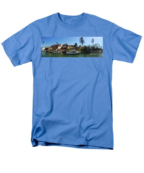 Men's T-Shirt  (Regular Fit) featuring the photograph Mexico Memories 5 by Victor K