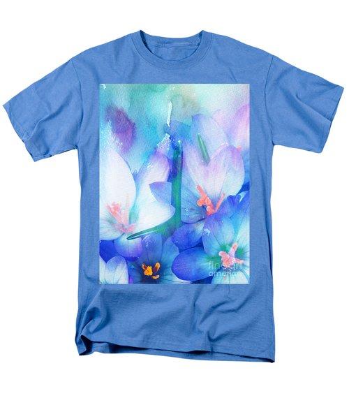 Men's T-Shirt  (Regular Fit) featuring the digital art Mirthfulness by Klara Acel