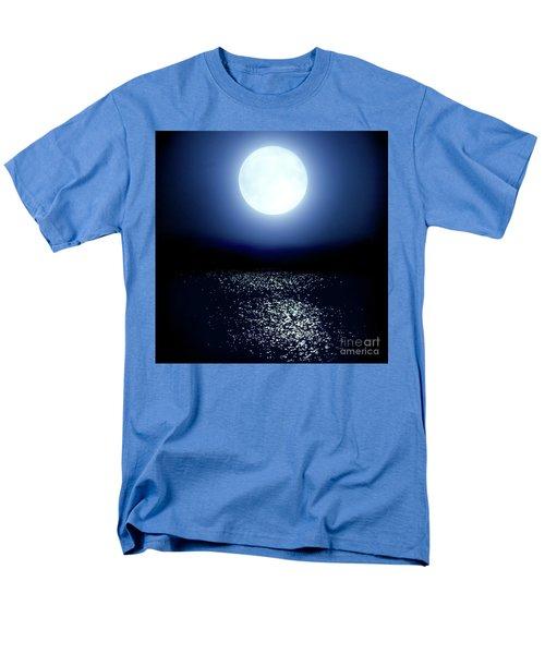 Moonlight Men's T-Shirt  (Regular Fit) by Tatsuya Atarashi