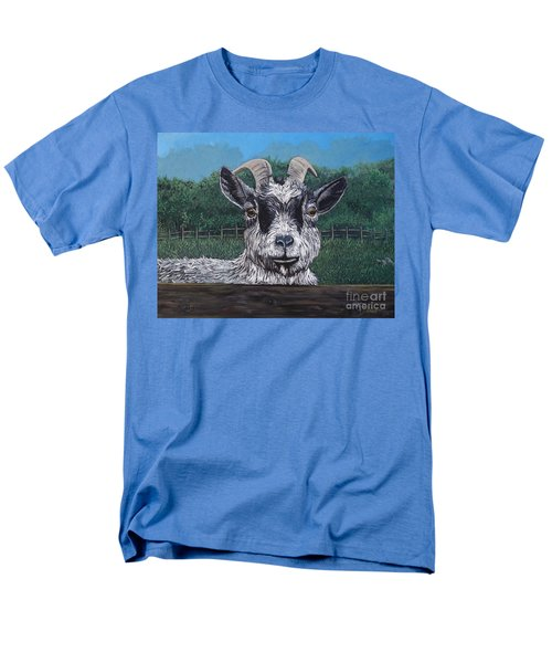 Ms Frisky  Men's T-Shirt  (Regular Fit) by Reb Frost