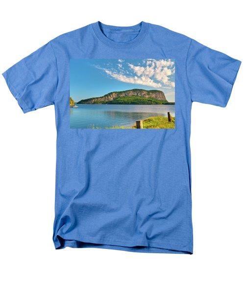 Mt Kineo 1504 Men's T-Shirt  (Regular Fit) by Guy Whiteley