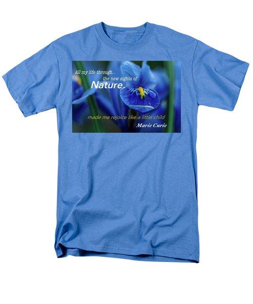 Nature208 Men's T-Shirt  (Regular Fit) by David Norman