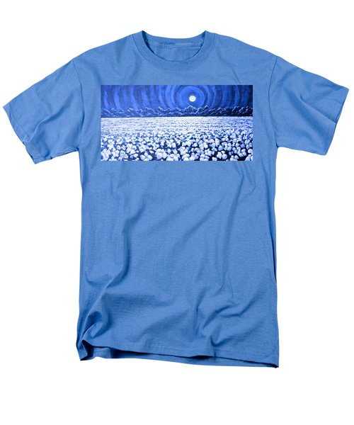 Night Light Men's T-Shirt  (Regular Fit) by Jeanette Jarmon