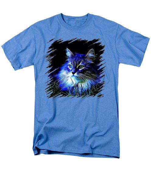 Night Stalker Tp Men's T-Shirt  (Regular Fit) by Kathy Kelly