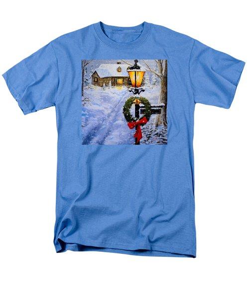 Noel Men's T-Shirt  (Regular Fit) by Alan Lakin
