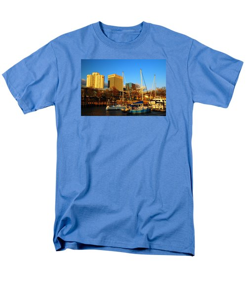 Norfolk From Waterside Men's T-Shirt  (Regular Fit)