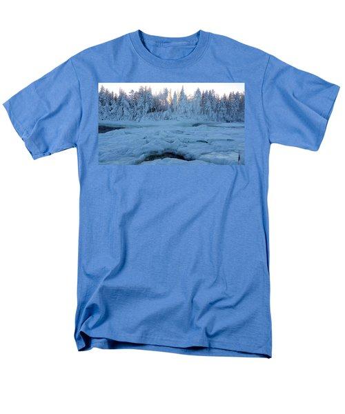 North Of Sweden Men's T-Shirt  (Regular Fit) by Tamara Sushko