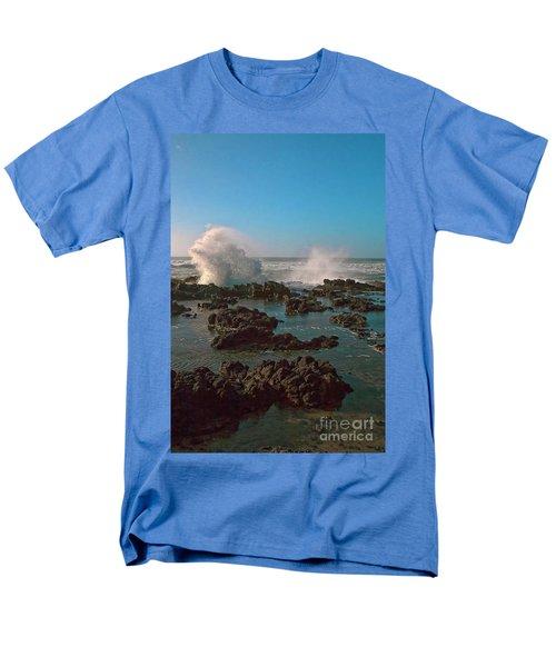 Ocean Spray Men's T-Shirt  (Regular Fit) by Billie-Jo Miller