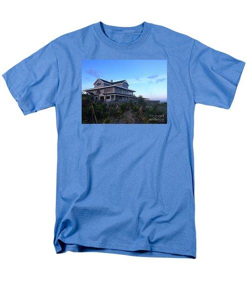Oceanic - Wrightsville Beach Men's T-Shirt  (Regular Fit) by Shelia Kempf