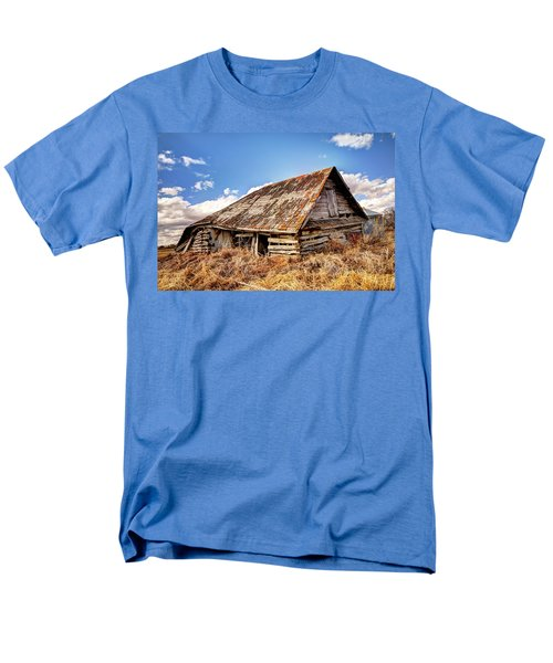 Old Times Men's T-Shirt  (Regular Fit) by Ryan Crouse