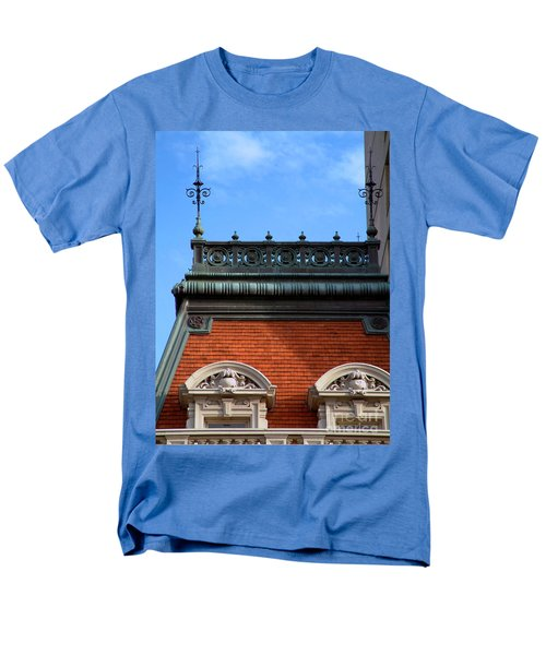 Men's T-Shirt  (Regular Fit) featuring the photograph On A Clear Day by RC DeWinter