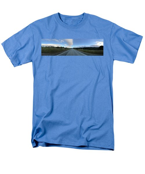 On The Road Men's T-Shirt  (Regular Fit) by Alex King