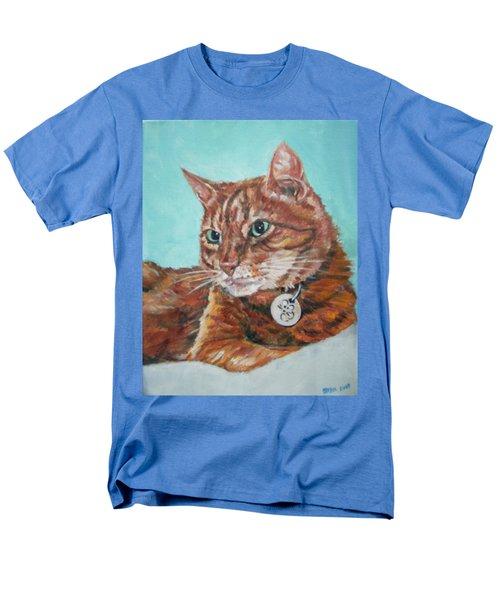 Men's T-Shirt  (Regular Fit) featuring the painting Oscar by Bryan Bustard