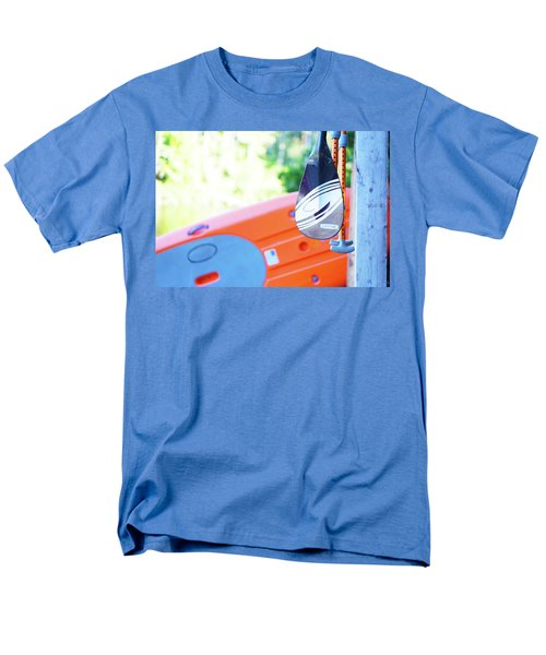 Paddle Men's T-Shirt  (Regular Fit) by Angi Parks