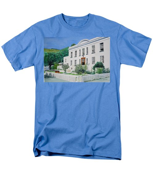 Palace Barracks Men's T-Shirt  (Regular Fit) by Tim Johnson