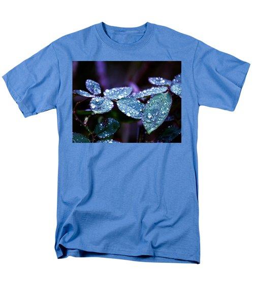 Pearls Of Nature Men's T-Shirt  (Regular Fit)