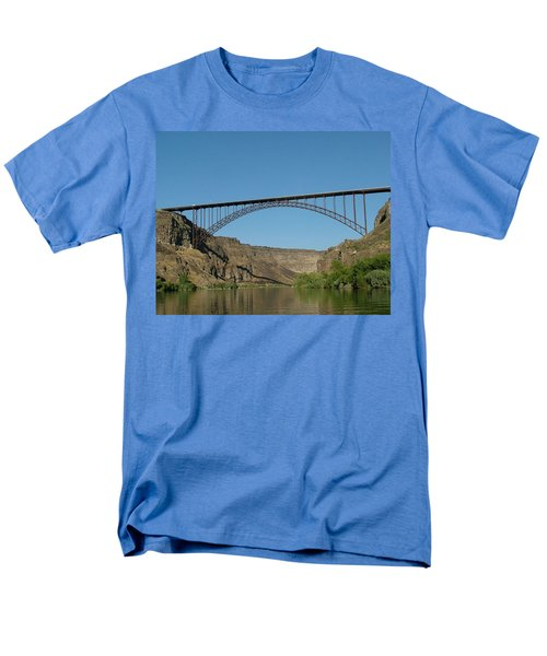 Perrine Bridge Men's T-Shirt  (Regular Fit)