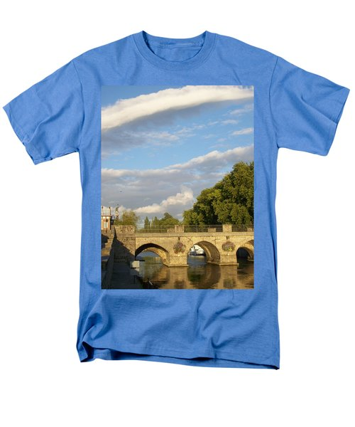 Men's T-Shirt  (Regular Fit) featuring the photograph Picturesque by Mary Mikawoz