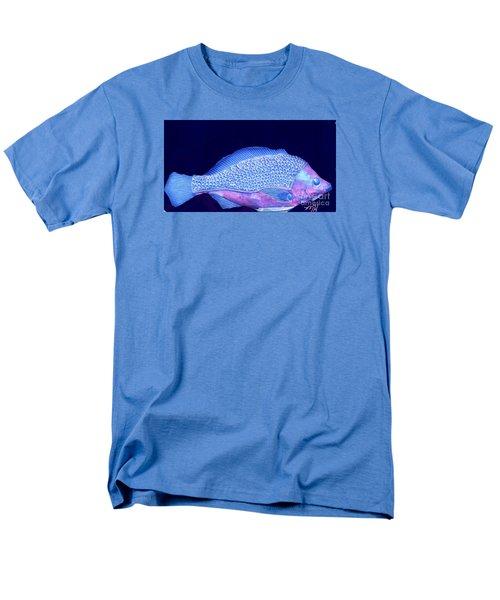 Pretty Fishy Men's T-Shirt  (Regular Fit) by Marsha Heiken