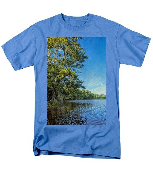 Price Lake Men's T-Shirt  (Regular Fit) by Swank Photography
