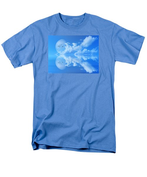 Men's T-Shirt  (Regular Fit) featuring the photograph Reflections by Bernd Hau