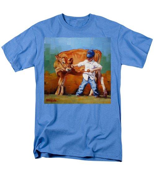 Reluctant Showgirl Men's T-Shirt  (Regular Fit)