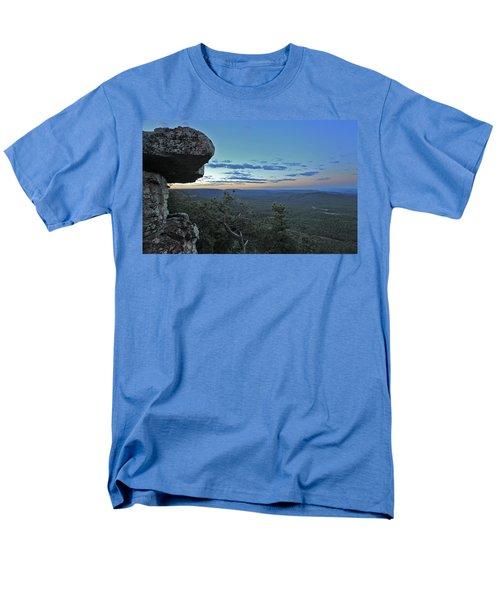 Rim Daybreak Men's T-Shirt  (Regular Fit) by Gary Kaylor