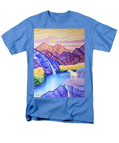 Rocky Mountain High Men's T-Shirt  (Regular Fit) by Tracy Dennison