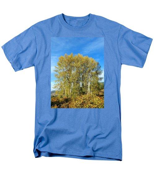 Rosehips And Cottonwoods Men's T-Shirt  (Regular Fit)