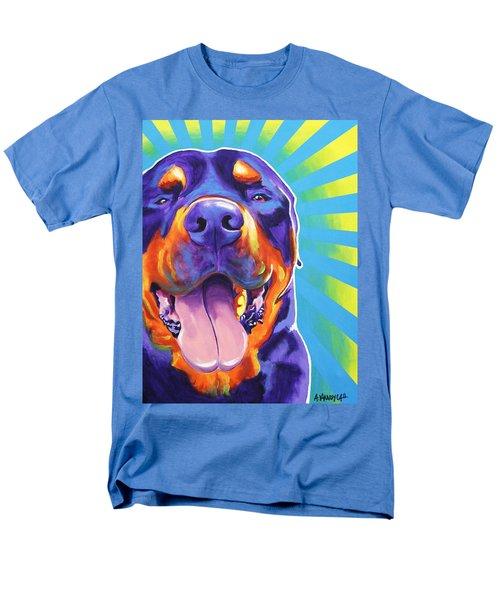 Rottweiler - Duncan Men's T-Shirt  (Regular Fit)