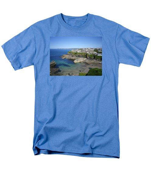 Safe Haven Men's T-Shirt  (Regular Fit) by Richard Brookes
