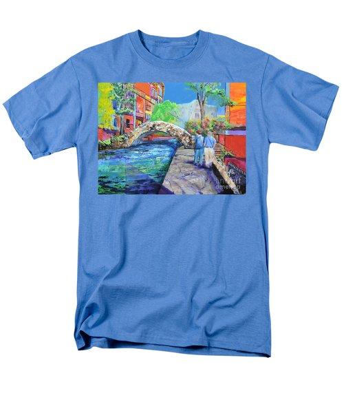 San Antonio Men's T-Shirt  (Regular Fit)