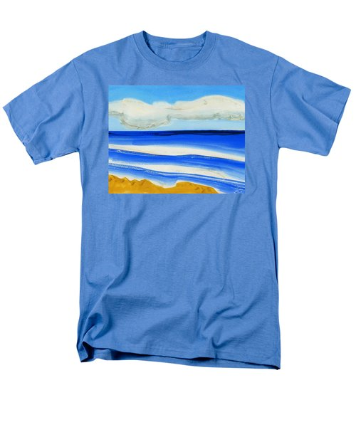 San Juan, Puerto Rico Men's T-Shirt  (Regular Fit) by Dick Sauer