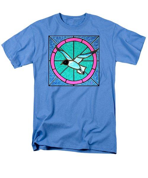 Seagull 4 Men's T-Shirt  (Regular Fit) by Jim Harris