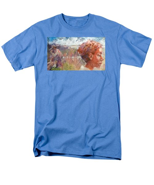 Seasons Of Sweetgrass Men's T-Shirt  (Regular Fit)