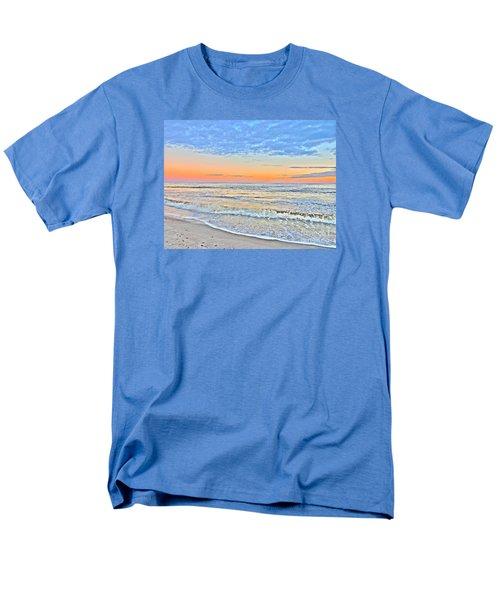 Men's T-Shirt  (Regular Fit) featuring the photograph Serene Sunset by Shelia Kempf