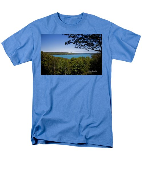 Serenity Men's T-Shirt  (Regular Fit) by Joann Copeland-Paul