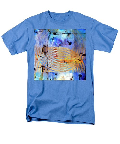 Men's T-Shirt  (Regular Fit) featuring the painting Singularity by Dominic Piperata
