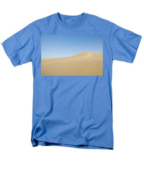 Skn 1412 The Ripples On The Slope Men's T-Shirt  (Regular Fit) by Sunil Kapadia